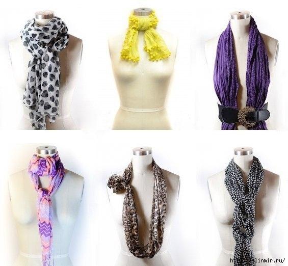 как носить летний шарфик (565x522, 135Kb)