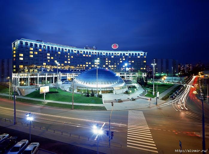 Moscow Olympic Hotel РњРѕСЃРєРІР° (700x516, 303Kb)