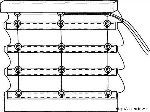 Как сшить римскую штору4 (500x375, 77Kb)