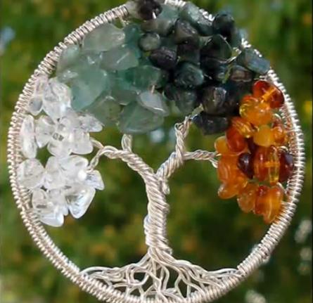 подвеска дерево цветное (445x431, 477Kb)