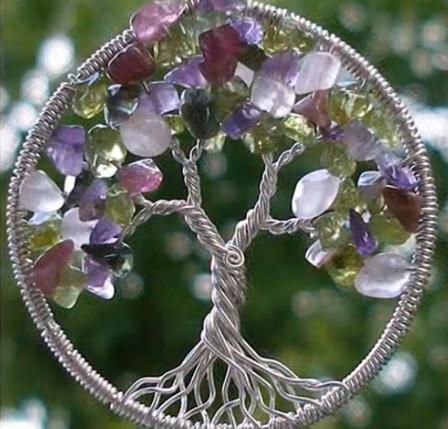 цветное дерево подвеска (448x429, 483Kb)