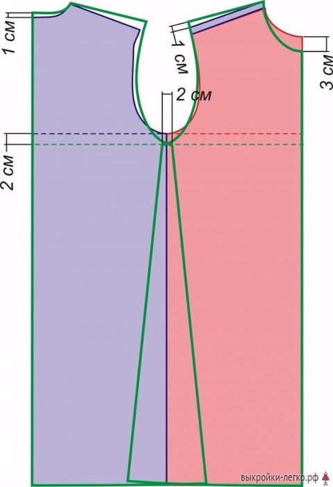 пальто выкройка 3 (479x700, 132Kb)