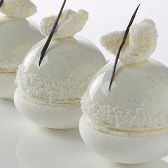 десерт бизе