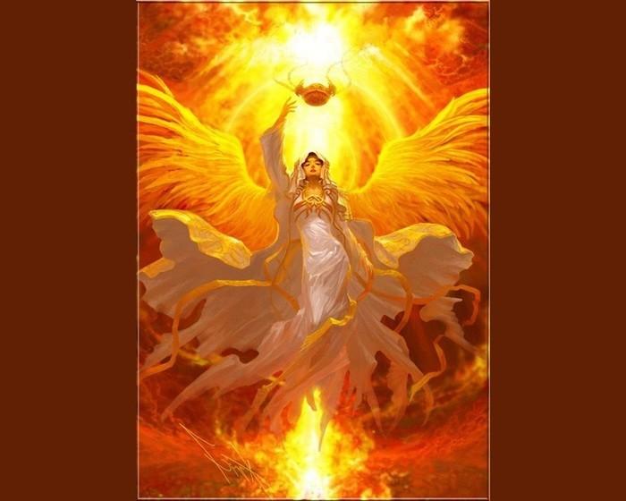 Молитва к Ангелам достатка