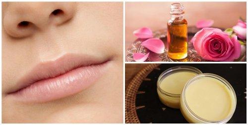 Сократите морщины вокруг рта с помощью этого домашнего крема