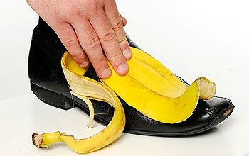 Такая полезная банановая кожура!