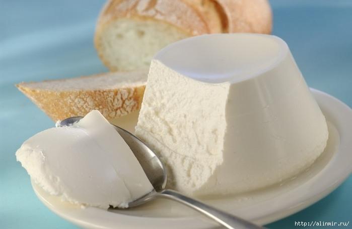 Домашний сыр маскарпоне из сметанки, очень вкусный