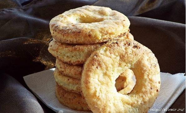 Творожное печенье на скорую руку